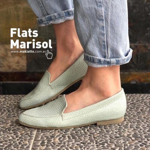 FLATS MARISOL MAKIATTO BY PAULINA ANDA
