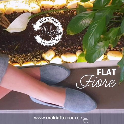 FLAT FIORE MAKIATTO BY PAULINA ANDA